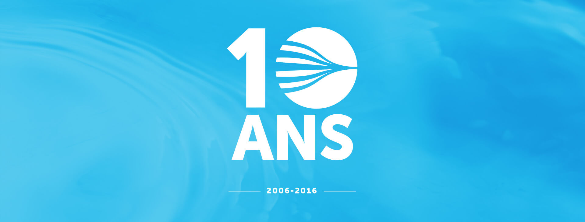 10 years of passion and innovation!