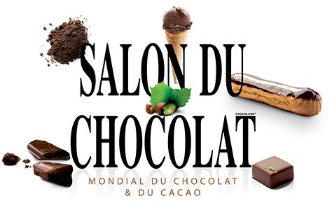 HYDROPROCESS au Salon du Chocolat de Paris