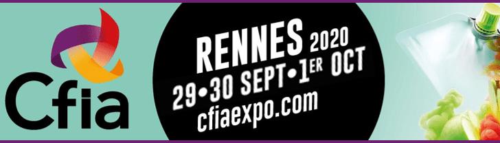 Nouvelle ChefCut® au salon CFIA 2020 à Rennes